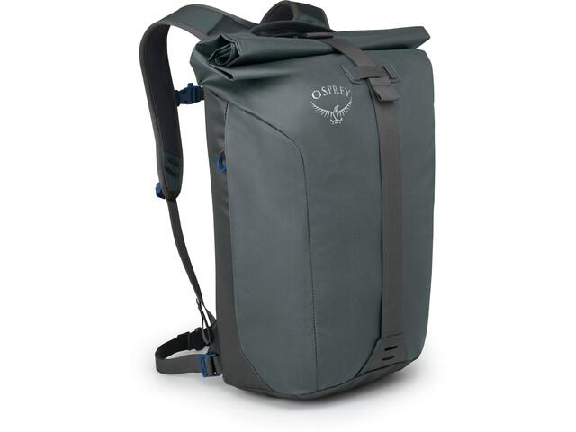 Osprey Transporter Roll Backpack pointbreak grey